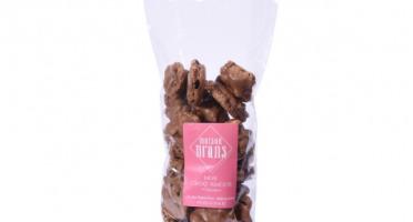 Biscuiterie Maison Drans - Croq'amour au Chocolat - 100 g
