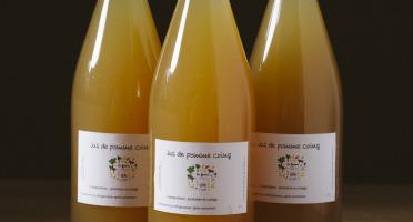 La Ferme des Prun'Elles - Lot De 3 Jus Pomme Coing