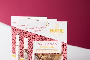 Nomie, le goût des épices - Dahl Coco