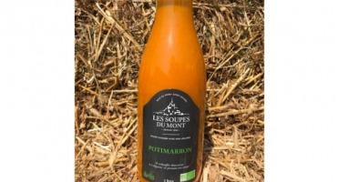 La Ferme du Polder Saint-Michel - Soupe Potimarron 0,5l