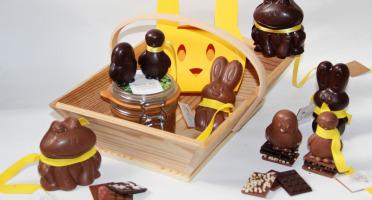 Mon Jardin Chocolaté - Panier N°2