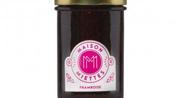 Maison Miettes - Confiture Framboise - 240g