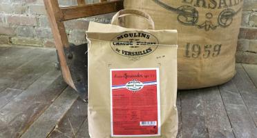 Moulins de Versailles - Farine Gruaudor - 5kg