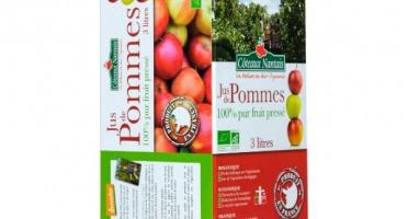 Les Côteaux Nantais - Bib Jus de Pommes 3L Demeter