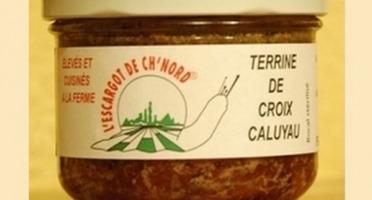 L'escargot de ch'nord - Terrine D'escargots De Croix Caluyau