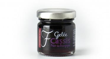 La Fraiseraie - Gelée Cassis Noir de Bourgogne 45g