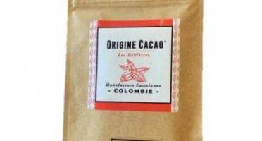 Maison Castelanne Chocolat - Tablette Tumaco Colombie