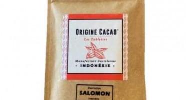Maison Castelanne Chocolat - Tablette Iles Salomon  Indonésie