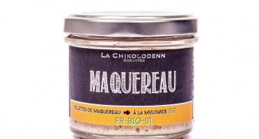 La Chikolodenn - Rillettes De Maquereau À La Moutarde Bio
