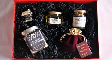 Le safran - l'or rouge des Ardennes - Coffret Sélection Découverte