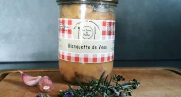 La ferme de Rustan - Blanquette de Veau d'Aveyron et du Ségala Label Rouge et IGP 360 g