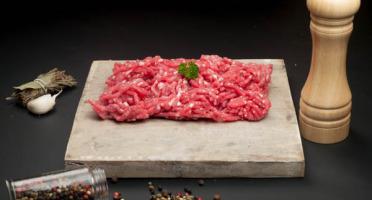 Nature et Régions - Préparation Hachée de viande de veau - 500g