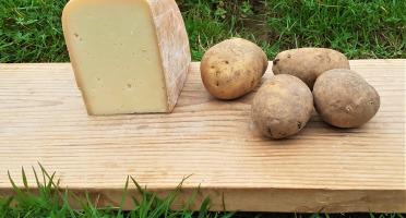 La ferme Lassalle - Raclette De Brebis 5kg