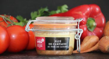 Fontalbat Mazars - paté de campagne au foie de canard