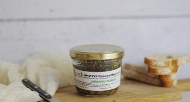Limero l'Escargot Mayennais - Lot De 4 Pots D'escargotine Au Choix (voir Renseignement Pratique Du Produit)