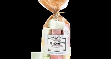 Mômes & Malice - Les Mômettes - Guimauves À La Purée De Fruit (3 Saveurs)
