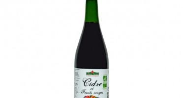 Les Côteaux Nantais - Cidre & Fruits Rouges 75cl