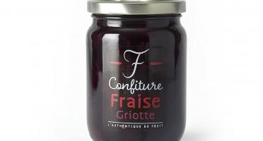 La Fraiseraie - Confiture Fraise-Griotte 325g