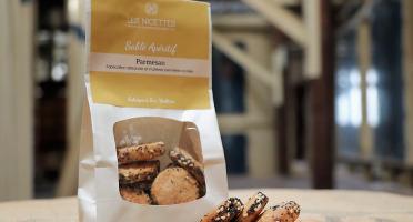 Moulins de Versailles - Sablés Salés Parmesan