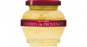 Domaine des Terres Rouges - Moutarde Aux Herbes De Provence 200g