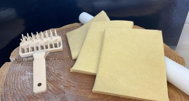 Le Fournil de Saint-Congard - Pâte Brisée prête à l'emploi - 500 g x3
