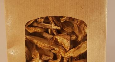 Les Champis du Lattay - Champignons shiitakes déshydratés
