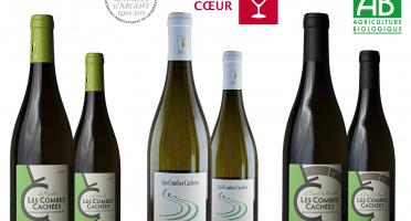 Domaine Les Combes Cachées - Coffret Découverte Blancs du Languedoc : 2 Minervois Blanc 2018 + 4 Viognier