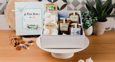 Le Petit Atelier - Coffret Gourmand Pâtes À Tartiner