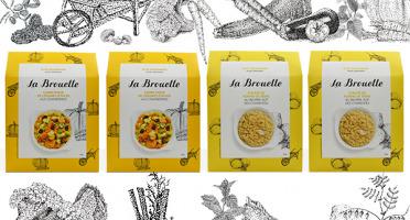 La Brouette - Pour 8 Pers. - 2 X Curry Doux + 2 X Ecrasé De Pomme De Terre