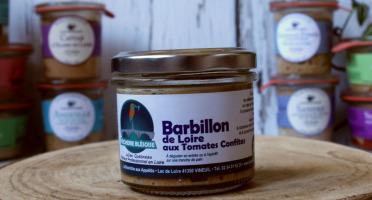 La Bourriche aux Appétits - Rillettes de Barbillon de Loire aux Tomates Confites