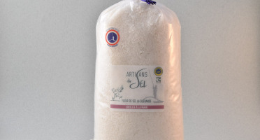 Artisans du Sel - Fleur de Sel de Guérande 1kg