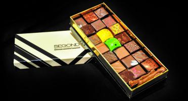 Philippe Segond MOF Pâtissier-Confiseur - Boite De Chocolats Artisanaux 350g