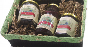 La Ferme des petits fruits - Panier Sans Sucres Ajoutés
