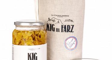 La Chikolodenn - Kig Ha Farz (plat Traditionnel Du Finistère)