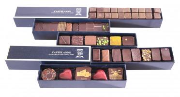 Maison Castelanne Chocolat - Barette Assorti 10 Chocolats