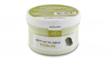 BEILLEVAIRE - Petit pot de crème - Pistache