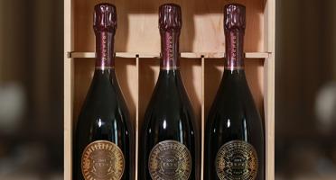 Champagne Jeeper - Coffret Bois Millésimes - 3 x 75 cl