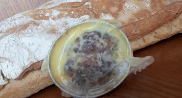 Ferme Caussanel - Délice de canard : Pâté de canard au foie gras- cuisson au four
