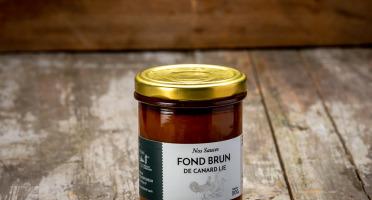 La Ferme Schmitt - Fond Brun De Canard Lié 200g