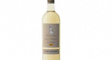Château de Saint-Martin & Liquoristerie de Provence - AOP Côtes de Provence, Cru classé de Provence, Cuvée Comtesse Blanc