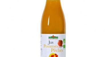 Les Côteaux Nantais - Jus Pommes Pêches 75 Cl