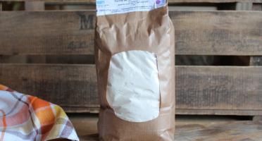 Les Délices du Scamandre - Farine de Riz Bio Sans Gluten - 5kg
