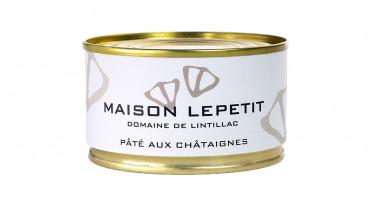 Maison Lepetit - Pâté Aux Chataignes