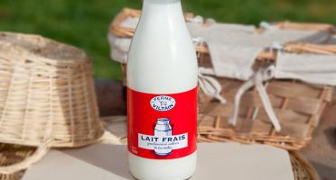 La Ferme de Viltain - Lait Frais Pasteurisé Entier