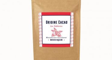 Maison Castelanne Chocolat - Tablette Mexico - Chiapas 75% - Fèves Origine Bio