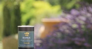 Moulin à huile Bastide du Laval - Huile D'olive Au Basilic Bio 15cl Bidon