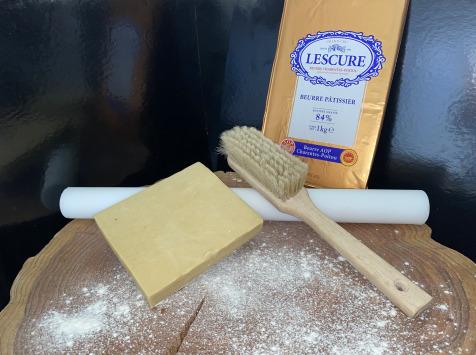 Le Fournil de Saint-Congard - Pâte Brisée prête à l'emploi - 500 g