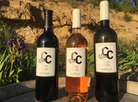 Depuis des Lustres - Comptoir Corse - Cuvée des Pierre - Canereccia - rosé