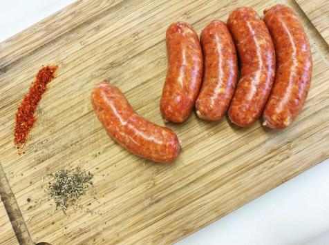 Ferme les Acacias - Minis Chorizos de Porc à Cuire