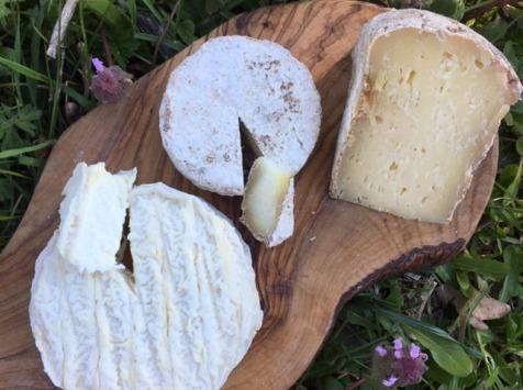 Ferme Fromagère Riès - Plateau De 3 Fromages Fermiers De Brebis